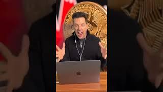 WHEN BITCOIN CRASHES... Advice from a Crypto professional (A Chris Mann Parody)