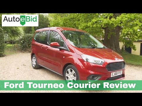 2019 Ford Tourneo Courier Review Youtube