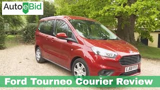 2019 Ford Tourneo Courier Review
