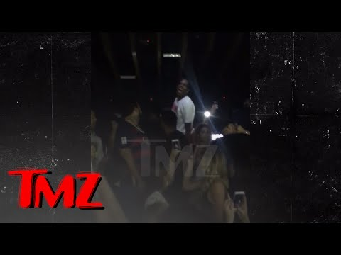 A$AP Rocky Attacked at BET Awards Party with Kendrick Lamar, Huge Scuffle Erupts | TMZ