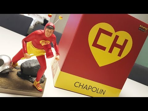 unboxing-chapolin---iron-studios