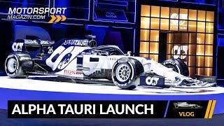 Alpha Tauri: Angriff Auf Die Spitzenteams   Formel 1 2020 (vlog)