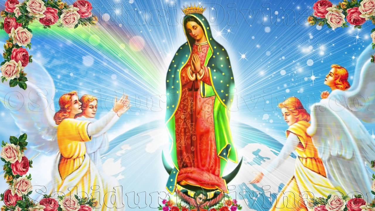 CELEBRACIONES CATOLICAS: Virgen de Guadalupe-12 Diciembre