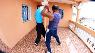 Bruce Lee Gasy and his Jeet Kune Do