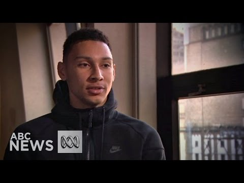 Ben Simmons set for NBA glory