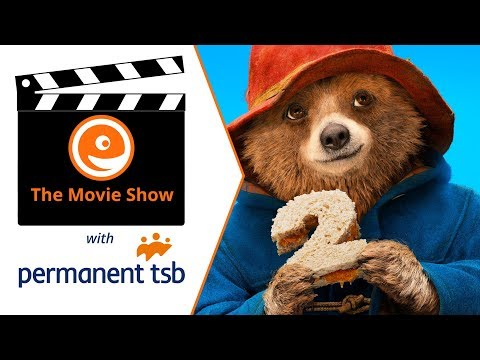 The Movie Show - #99: Paddington 2, Only The Brave + Professor Marston and the Wonder Women Reviewed