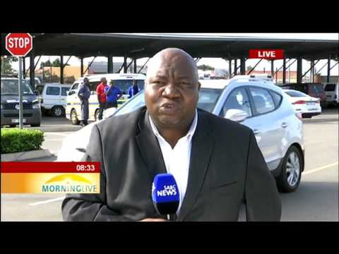 Mbeje updates on President Zuma's expected visit to Soshanguve