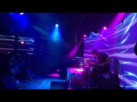 "Deantoni Parks ""technoself"" live sxsw 2016"