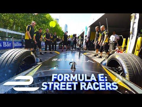 POV Pit Stop! - Formula E: Street Racers - Full Episode