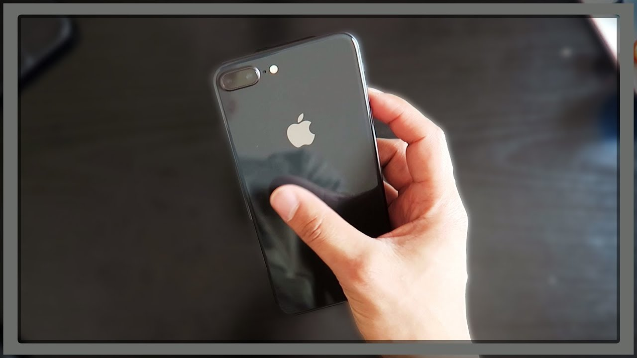 900ae042276 Unboxing the All New iPhone 8 Plus Space Gray - YouTube