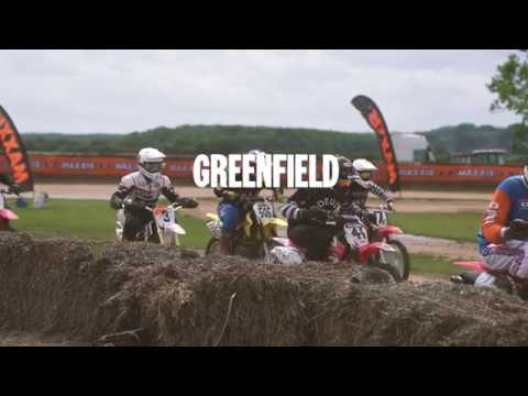 DTRA Maxxis UK National Flat Track Championship - Round 4 TT - Greenfield
