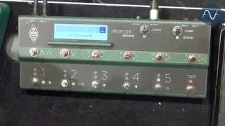[NAMM] Kemper Profiler Remote