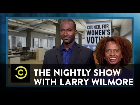 The Nightly Show - Blacklash 2016: The Unblackening - Deez Nuts