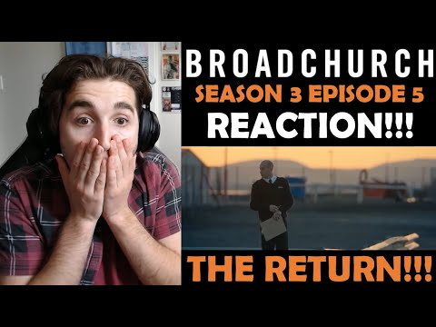Download HE RETURNS!!! BROADCHURCH - SEASON 3 - EPISODE 5 (REACTION!!!)