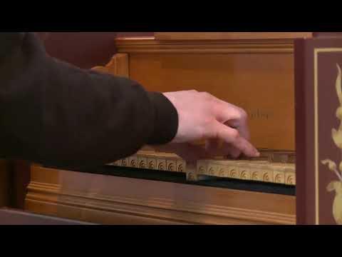 Pachelbel Hexachordum Apollinis complete 6 Arias and Variations for Harpsichord