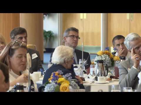 Sept 16, 2016, Dedication of Stockdale Legacy Panels