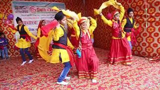 Happy Makar Sakranti - A dynamic performance on Fyuladia