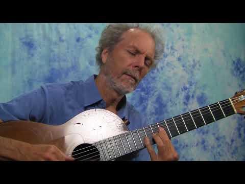 "Peter Sprague Plays ""Blues On The Corner"""