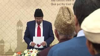 National Ansarullah UK Shura 2018