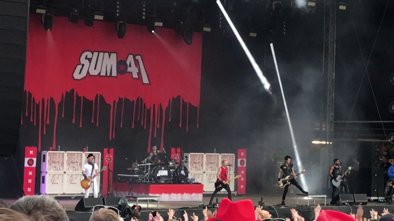 You me at six new song live at download festival 2018 youtube.