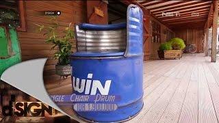 Dsign -  Referensi furniture dari bahan recycle