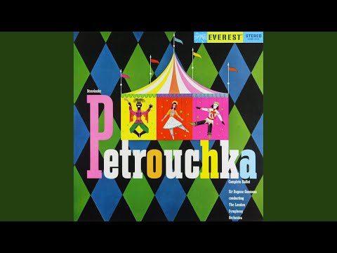 Petrouchka, Ballet Suite in 4 scenes for orchestra: 1c. Russian Dance mp3
