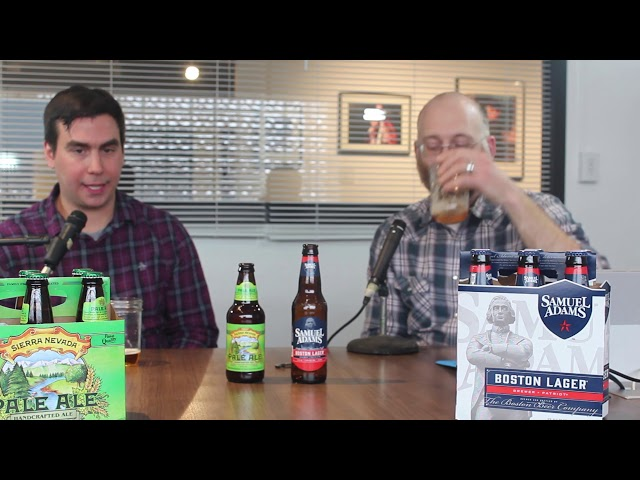 How important are flagship beers?  Featuring Sierra Nevada Pale Ale and Sam Adams Lager