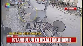 İstanbul'un en belalı kaldırımı!