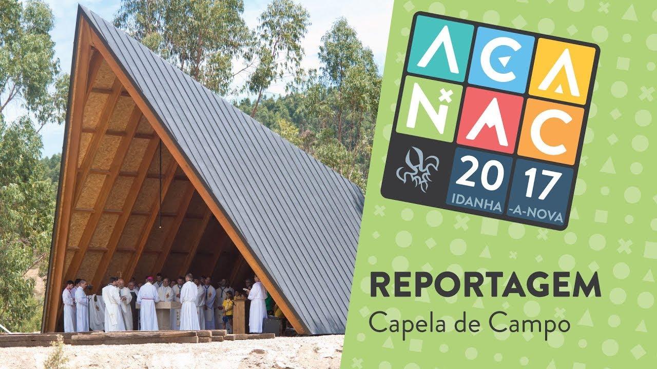 Visita guiada à Capela de Campo - Acanac 2017