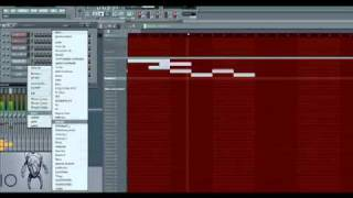 FL Studio - Bit Crusher, Distortion and Snare Rushing