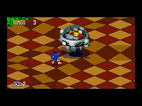 Sonic 3D Blast - [Green Grove Zone] thumbnail