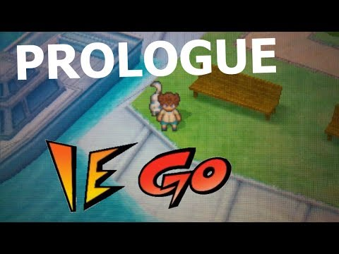 3DS - IE3 : Arion Sherwind ! Prologue Inazuma Eleven Go