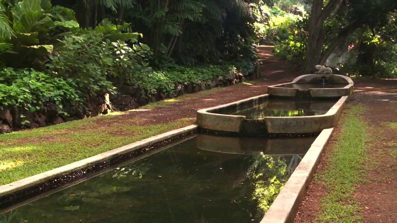 Three Pools - Allerton Garden - National Tropical Botanical Garden ...