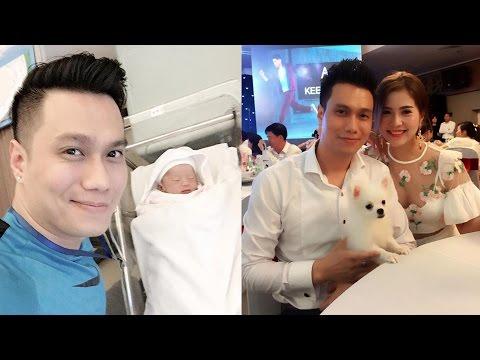 Đây là cô vợ hotgirl đã sinh con cho diễn viên Việt Anh nhưng vẫn chưa được làm đám cưới..!!