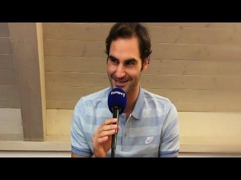 """Roger Federer : """"J'ai pris six mois de congés pour revenir pour plusieurs années"""""""