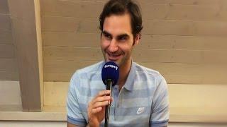 Roger Federer :