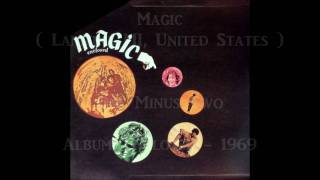 Magic - One Minus Two - 1969 - Lansing, MI, United States