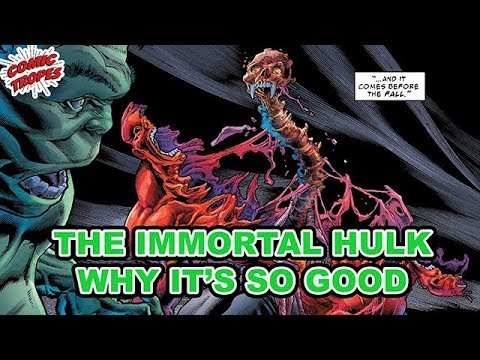 Why The Immortal Hulk is So Good: A Horror Comic about Revenge