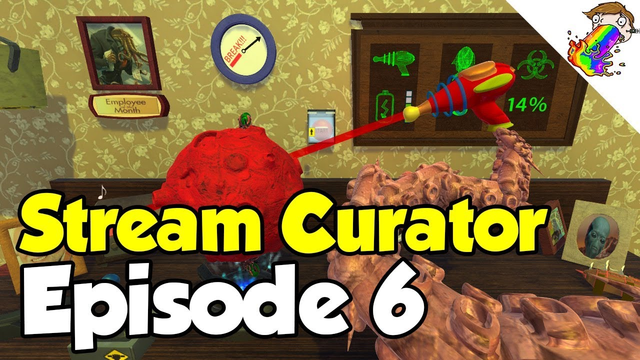 steam how to get a curator