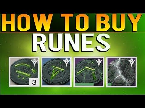 HOW TO BUY RUNES - & What Are Runes? Reciprocal Rune, Stolen Rune, Antiquated Rune, Agonarch Rune