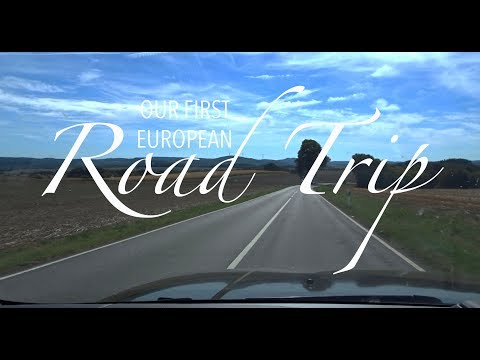 Our ROAD TRIP! France - Belgium - Luxembourg - Germany