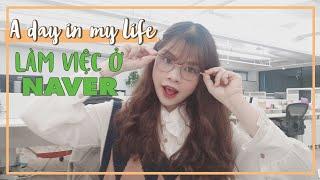 Một ngày đi làm của du học sinh Hàn Quốc || A day in my life || Cô Tiên's vlog