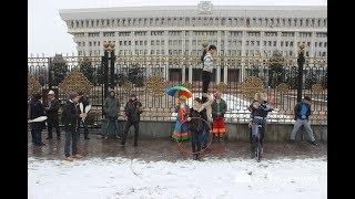 Артисты государственного цирка грозят уволится / 21.01.19 / НТС