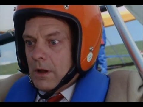 Del Goes Hang Gliding Part 1 - Only Fools and Horses - BBC