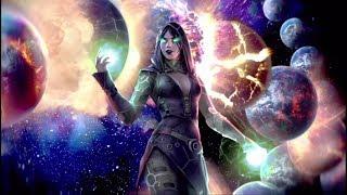 Injustice 2: MAGIA (ENCHANTRESS) - Gameplay e Final de Personagem PT-BR