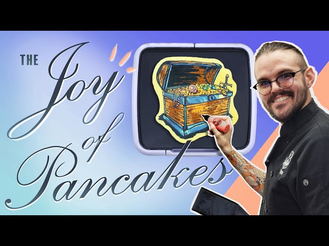 Buried Treasure | The Joy of Pancakes 002