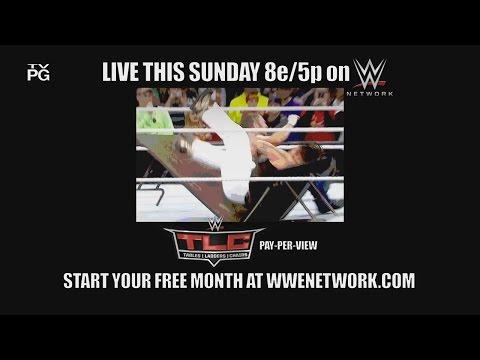 WWE TLC 2016 – Live this Sunday