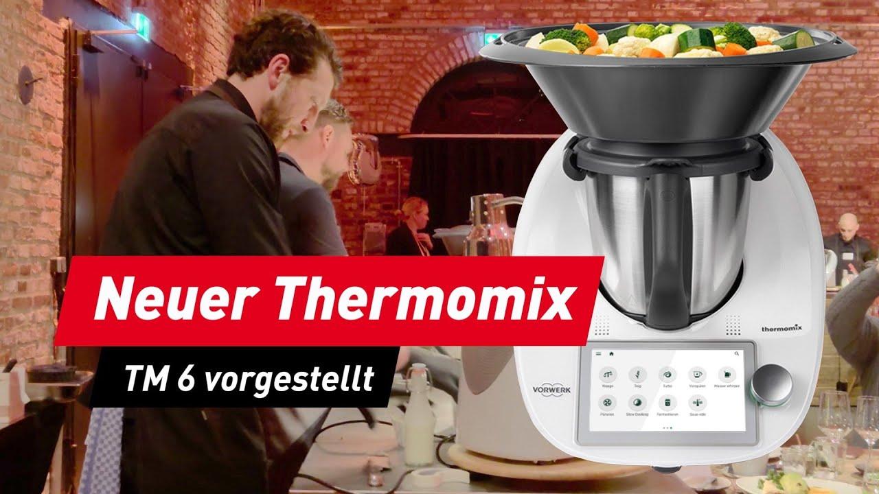 Neuer Thermomix TM6 vorgestellt: Jetzt mit Slow-Cooking und Anbraten