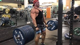 THEY THOUGHT I WAS FAKE!!! Brad Castleberry Back Workout