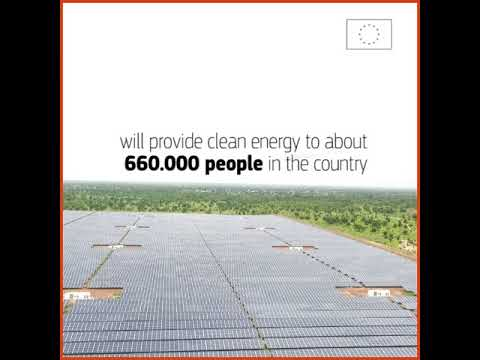 5th African Union - EU Summit: Solar Plant